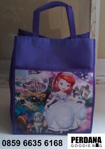 Goodie Bag Ulang Tahun Anak