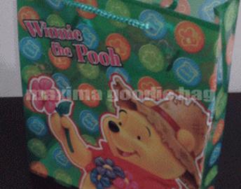Tas Plastik Souvenir Ultah Bermotif Lucu untuk Si Kecil