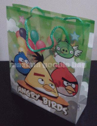 Tas Ulang Tahun Plastik