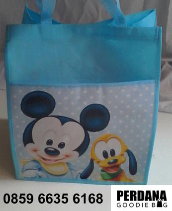 Tas Plastik Ulang Tahun