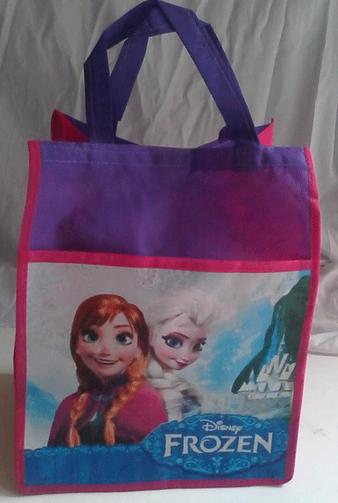 Paper Bag Frozen untuk Snack Ulang Tahun